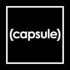 capsule logo.